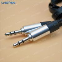 Wholesale Male to male 3.5mm plug aux cable from china suppliers