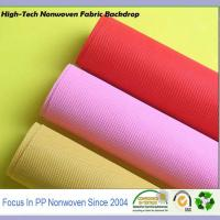 Wholesale pp spunbond fabric disposable tablecloth from china suppliers