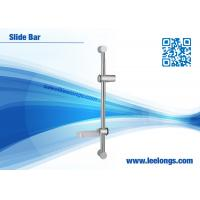 Wholesale 60×28 Height Adjustable Shower Bar ABS chrome plated For Home , Hotel from china suppliers