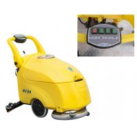 Wholesale 1165W / 1750W Multifunction Floor Scrubber Dryer Cable , Battery Type from china suppliers