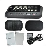 Wholesale Car HUD 2 Vehicle-mounted Head up Display System OBD Projection Display from china suppliers