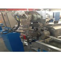 Wholesale Fuchuan Sky Blue Electrical Core Wire Plastic Extrusion Line 500Rpm Max Speed from china suppliers