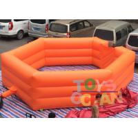 Wholesale Customized Color Inflatable Gaga Pit Balls Pool Kids PVC Inflatable Games from china suppliers