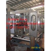 Wholesale Automatic 3-In-1 Bottled Beer/Gas Beverage Filling Machine from china suppliers