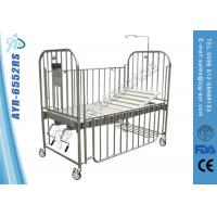 Wholesale Rolling Double Functions Infant Pediatric Hospital Bed With Powder Coated Platform from china suppliers