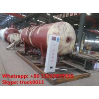 Wholesale factory sale skid-mounted lpg gas refilling station for filling steel gas bottles, gas cylinders filling skid lpg plant from china suppliers