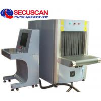 Wholesale Dual Energy X Ray Baggage Scanner , Airport Security x ray machine from china suppliers