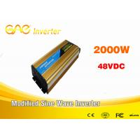 Wholesale Ultra Light CE And FCC UPS Modified Sinewave Inverter  2000w 24v Dc 110v 220v Ac from china suppliers