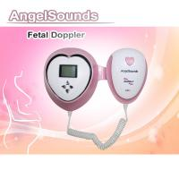Wholesale Portable Angelsounds Pocket Fetal Doppler For Pregnant Women JPD-100S4 from china suppliers