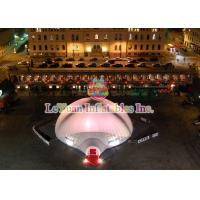 Wholesale Camping 24M Trident Inflatable Dome Tent With Rip Stop Fabric Material from china suppliers