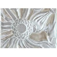 Wholesale Art Interior Carved Decorative Panels For Room Dividers , Laminated Glass from china suppliers
