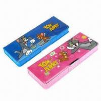 Wholesale Pencil Case, Convenient to Carry, Lightweight and Durable, Customized Designs are Welcome from china suppliers