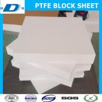 Wholesale plastic ptfe sheet, teflon sheet, ptfe board from china suppliers