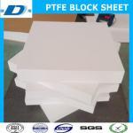 Wholesale plastic ptfe sheet, teflon sheet, ptfe board from china suppliers