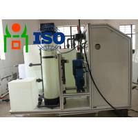 Wholesale 300 G / H Sodium Hypochlorite Generation System Electrolysis Form Brine Salt Solution from china suppliers
