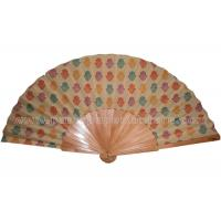 Wholesale Decorative Wooden Hand Fan Party Favorite For Birthday Celebrations And Other Events from china suppliers