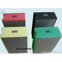 Buy cheap Diamond Hand Polishing Pads (Diamond Grits# 60 ~ 7000) from wholesalers