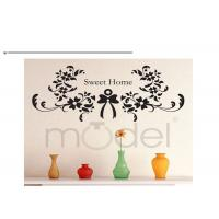 Wholesale Black Removable Baby Nursery Wall Stickers For Kindergarten Decor from china suppliers