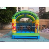Wholesale Children's Party Inflatable Bouncy Castles with 610g/m2 PVC Tarpaulin from china suppliers