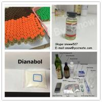 Wholesale Pharmaceutical Injectable Testosterone Steroids Dbol Powder / Liquid Appearance from china suppliers
