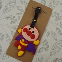 Wholesale Custom 3D Rubber Luggage Tags/rubber tags, silicone pvc luggage tag from china suppliers
