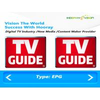 Wholesale EPG Conditional Access Software IPTV DTV USB Electronic Program Guide Software from china suppliers