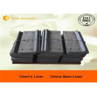 Buy cheap Finished Travelling Wheels Alloy Steel Castings Mill Liners With HRc40 Hardness from wholesalers