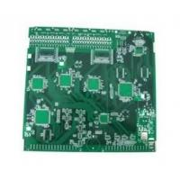 Wholesale Green Solder Mask FR4 High Tg PCB Fabrication with Immersion Gold Finishing from china suppliers