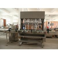 Wholesale Full Automatic Paste Filling Machine For Food , Cosmetic , Oil , Syrup , Chili Sauce from china suppliers