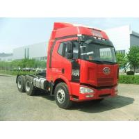 Wholesale FAW 6*4 diesel semi-trailer truck tractorCA4250P63K2T1AE4 from china suppliers