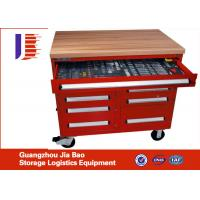 Wholesale Industiral Mobile Drawer Garage Storage Cabinets with 2 shelves from china suppliers