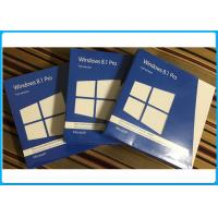 Wholesale Genuine Product Microsoft Windows 8.1 Pro Pack Retail 1 User 32bit 64bit full version from china suppliers