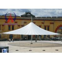 Wholesale Multi Ridge Large Outdoor Shade Umbrellas ,Commercial Shade Umbrellas For Public from china suppliers