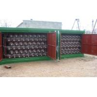 Buy cheap 20FT CNG Storage Tanks For CNG Mobile Refueling Station ISO9809 from wholesalers