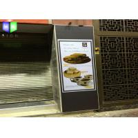 Wholesale Outside Textile Light Box Display Stand UV Printing Poster 1177 MM X 1817 MM from china suppliers