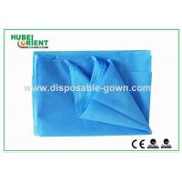 Wholesale Dust Proof PP Disposable Bed Sheets , Single / Double Bed Sheets For Hotels from china suppliers