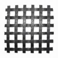 Wholesale biaxial fiberglass geogrid from china suppliers