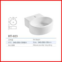 Quality super cheap ceramic bathroom sink new mold single hole lavabo for sale