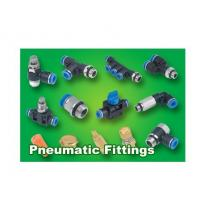 Wholesale Nylon And Polyurethane Hydraulic Cylinder Components , Nickel - Plated Pneumatic Fittings from china suppliers