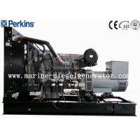 Buy cheap 300KVA Perkins Generator 433A Current 50HZ Diesel Generator With 8.8L Displacement from wholesalers