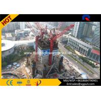 Wholesale Mini Hammer Head Tower Crane Climbing Height 65M For Inside Building from china suppliers