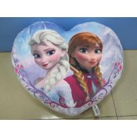Wholesale Purple New and Fashion Disney Frozen Princess Cushion And Pillow For Bedding from china suppliers
