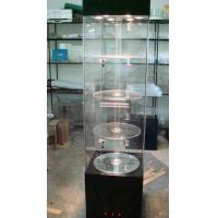 Wholesale Electronics Acrylic Pop Display Window Stand With Led Lights , Locks from china suppliers
