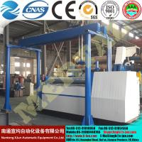 Wholesale Spot! Mclw11s-25*2000 on a Fully Hydraulic CNC Plate Bending Machine, 4-Roller Plate Rolling Machine from china suppliers