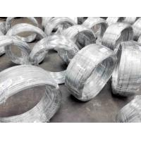 Wholesale 1.57mm 1.68mm ASTM B 408 Galvanized Steel Wire Cable Firm Connection With Concrete from china suppliers