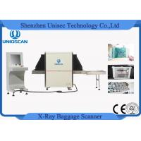 Wholesale Security Checking X Ray Parcel Baggage Scanner Machine 6550 With Uk Pcb Board from china suppliers