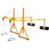 Quality 1.3 - 1.7 Suspended Platform Parts Metres Suspension Mechanism Parapet Clamp for sale