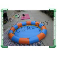 Large above ground inflatable pool kids inflatable swimming pool of item 104398553 for Largest above ground swimming pool