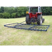 Wholesale Chain Drag Harrow with Lawn Tractor,GHL12 12ft Wide from china suppliers