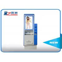 Wholesale Bill payment Ticket Vending Kiosk interactive information kiosk dispenser machine from china suppliers